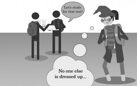 School Should Strive for More School Spirit