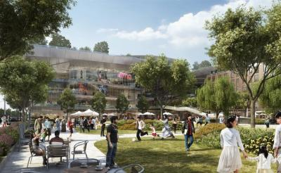 Cupertino makes way for local developments
