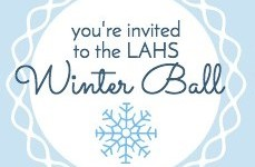 ASB Hosts First Annual Winter Ball