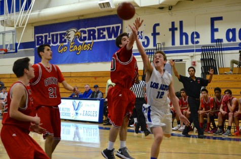 Boys Basketball Falls to Titans