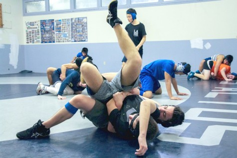 On The Mat: Inside the Least-Known Winter Sports Team at LAHS