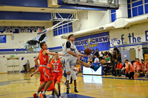 Boys Basketball Ends Season in First Round of CCS
