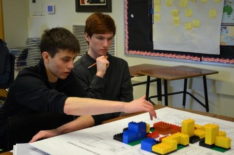 Economics Meets Legos