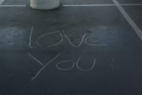'Chalk-Hooligans' Aim to Spread Positivity