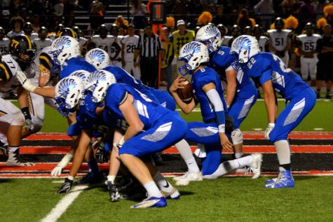 Football beats Mountain View in Rival Game
