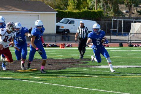 Varsity Football's Turnaround to Success