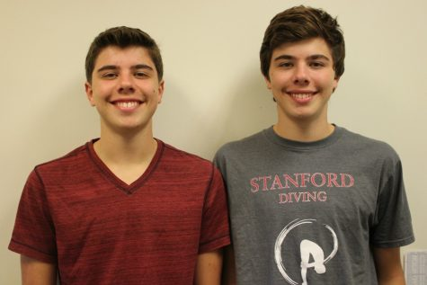 The Diving Duo: Evan and Trevor Labuda