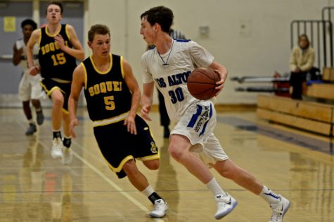 Boys Basketball Overpowers Soquel