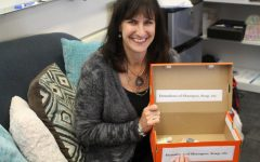 English Teacher Organizes Toiletry Donation Drives
