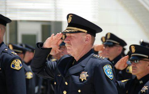 Los Altos Police Chief Retires, Captain Takes Place