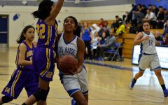 Girls Basketball Overcomes Late-game Collapse to beat Monta Vista