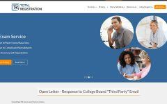 School Implements Online AP Registration
