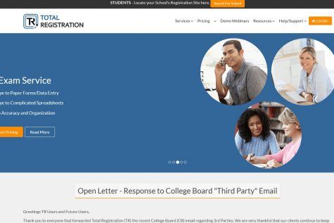 School Implements Online AP Registration