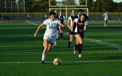 Girls Soccer Scores Dramatic Victory over Gunn