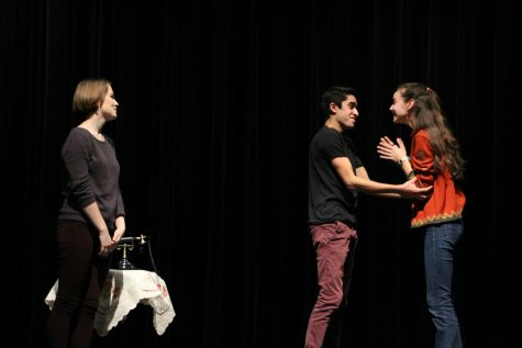"The Performing Arts Department presents ""The Boy Friend"""