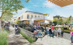 Community Investors Propose Downtown Park and Office Space