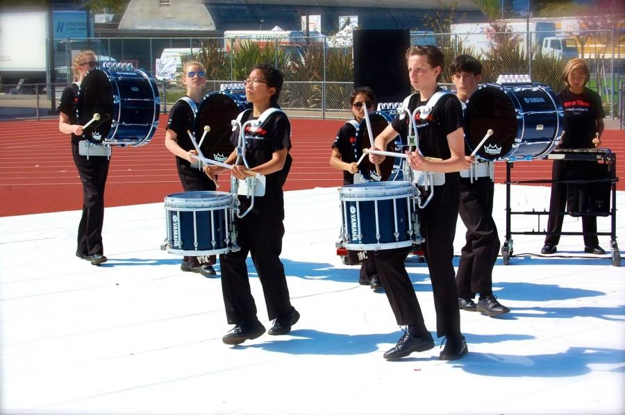 Winter Percussion Concludes Successful First Season