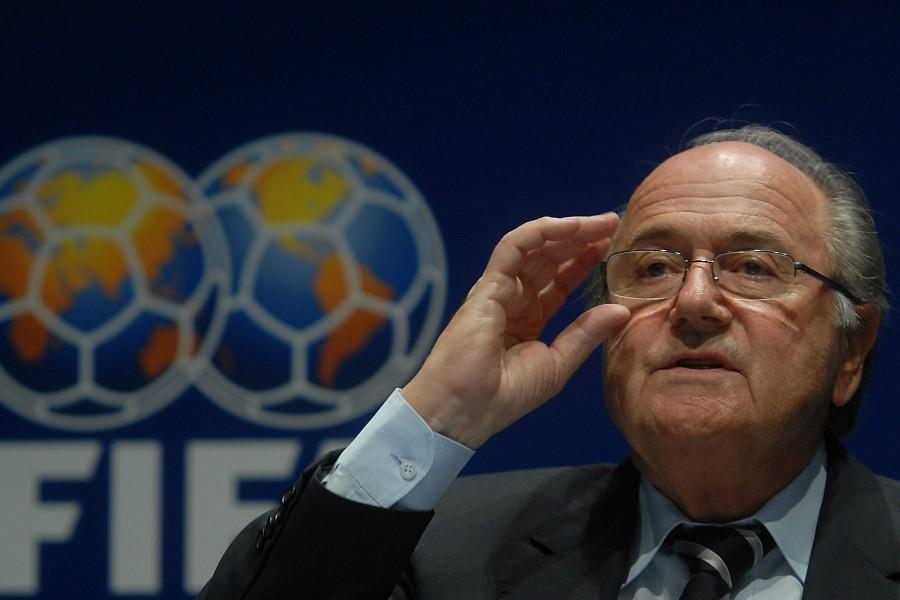 Former+FIFA+President+Sepp+Blatter+in+2007.+Photo+courtesy+of+Wikimedia+User+Felipe+Menegaz