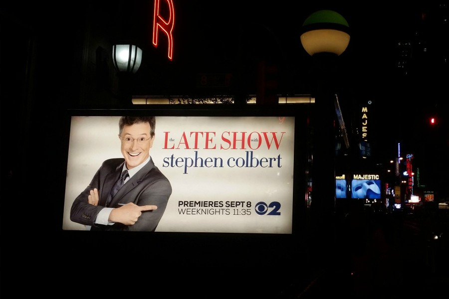 "Colbert's ""Late Show"" Demonstrates Potential"