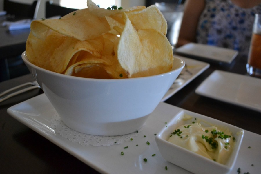 Los Altos Turn Bar and Grill serves upscale American cuisine