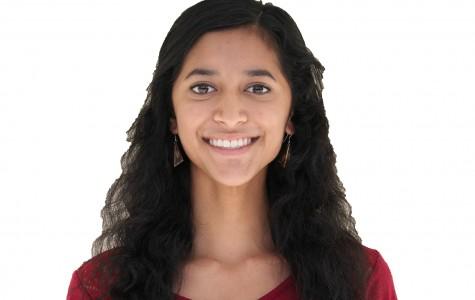 Sophomore Ananya Subramanian