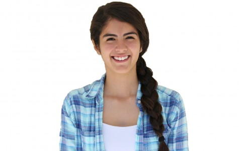 Sophomore Montserrat Sanchez