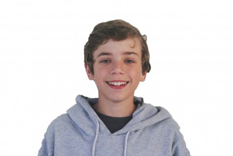 Sophomore Sam Joffe