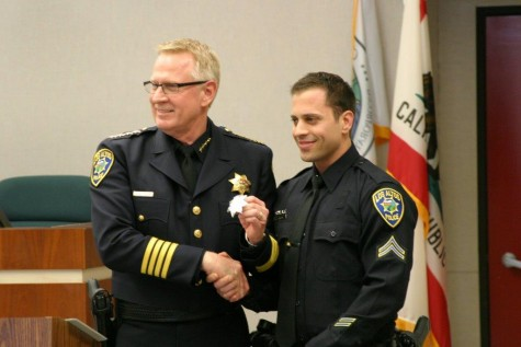 Community Welcomes New School Resource Officer