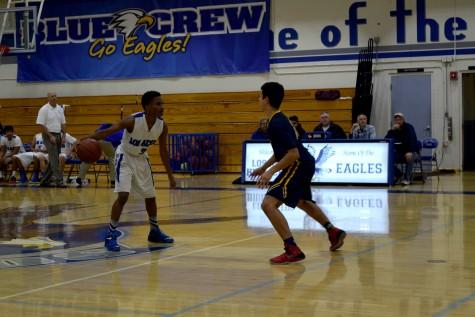 Boys Basketball Wins First Game of Season