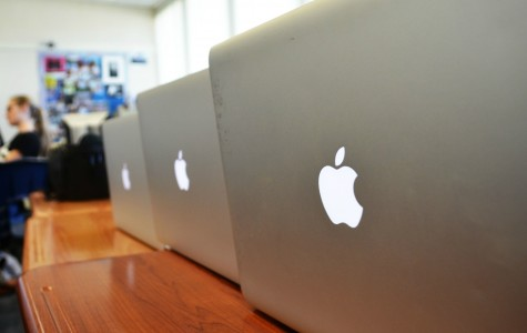 In classrooms all over campus, Apple laptops are incredibly popular. Apple is an example of a company that holds onto a large fan-base although they raise product prices with minimal innovation.