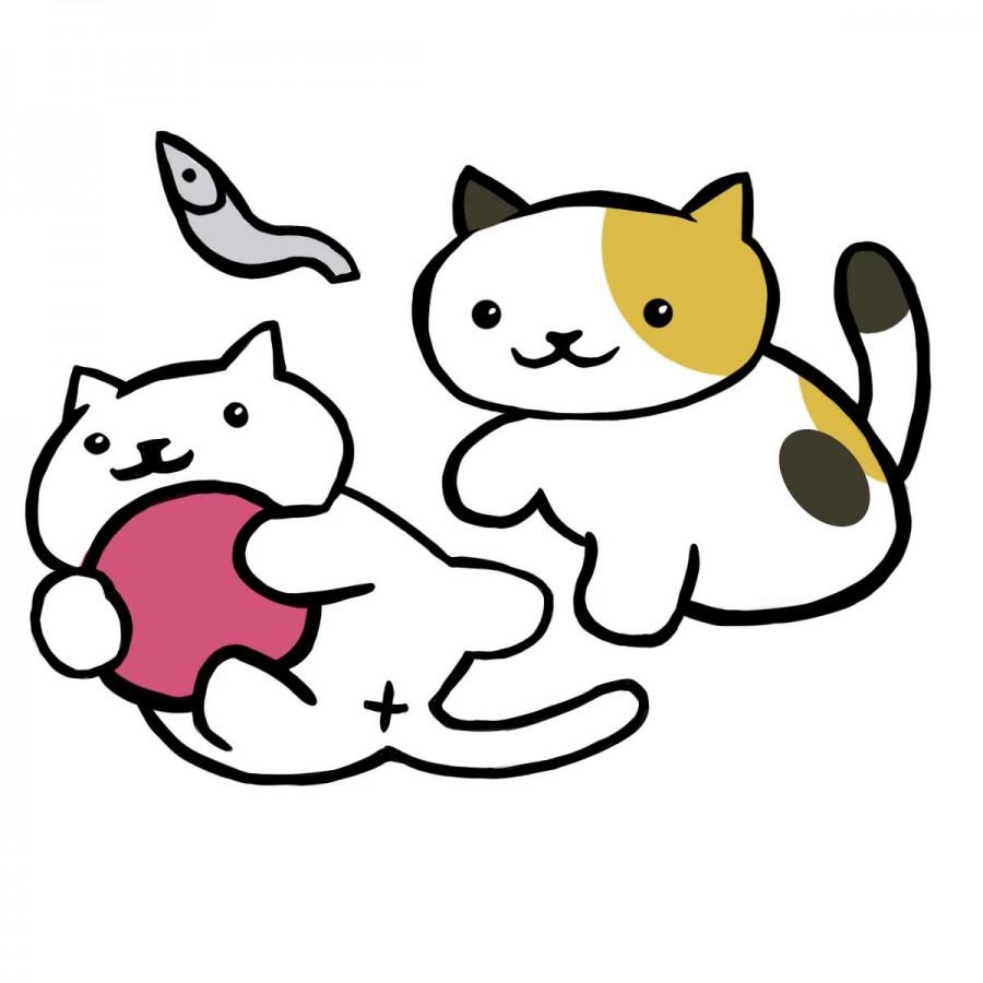 Neko+Atsume