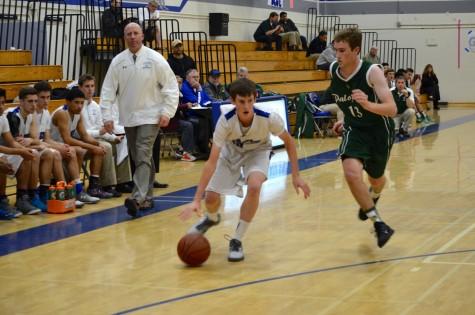 Boys Basketball Falls Short Against Palo Alto