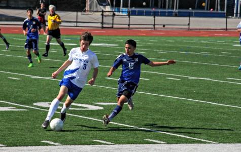 Boys Soccer Falls in CCS Quarterfinals