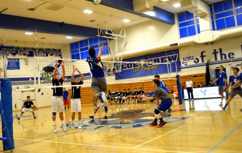 Boys Volleyball Soars in Win Over Leland