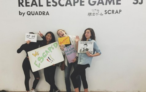 Escape the Room is exactly what it sounds like — in a good way