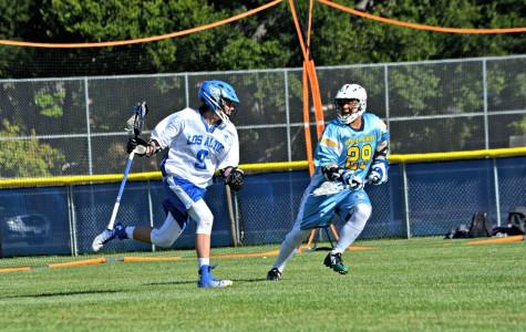 Boys Lacrosse Dominates Leland