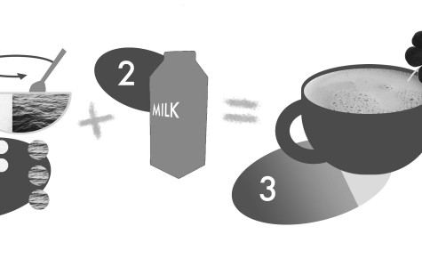 Talon Recipe: Matcha Green Tea Latte