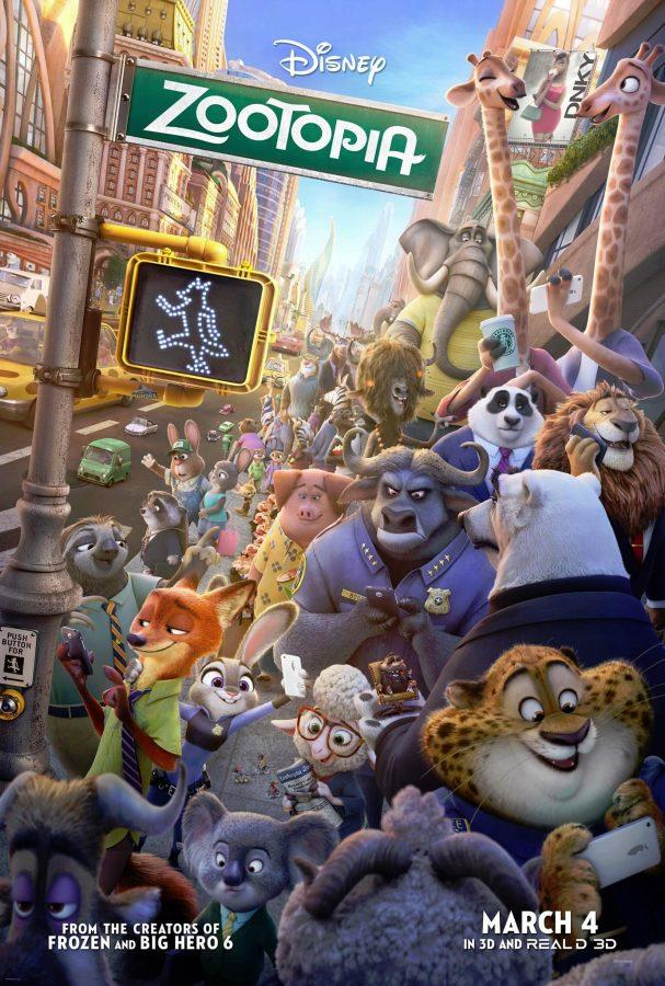 'Zootopia' addresses societal prejudices