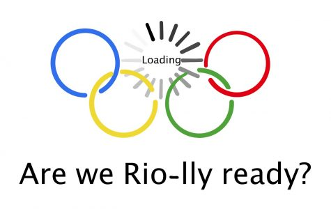 2016 Rio Summer Olympics: The Show Must Go On