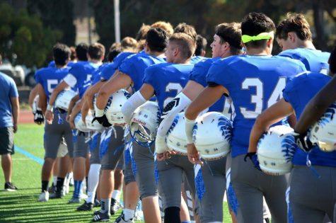 Spirit Week: Blue Crew Teams with ASB to Boost Spirit