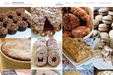 Stellina Sweets: Counselor Operates Baking Blog