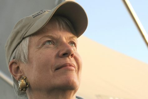 STEM speaker Jill Tarter Hunts Aliens