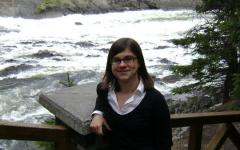 STEM Speaker Sara Knox Explores Biometeorology