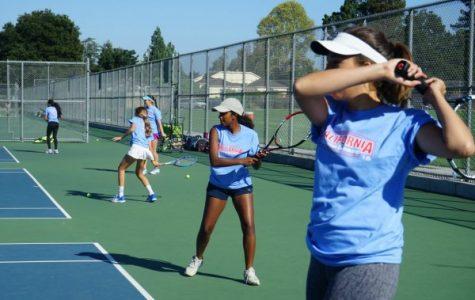 Girls Tennis Starts Season Off Strong