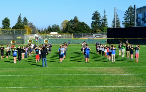 Behind the Scenes of Marching Band