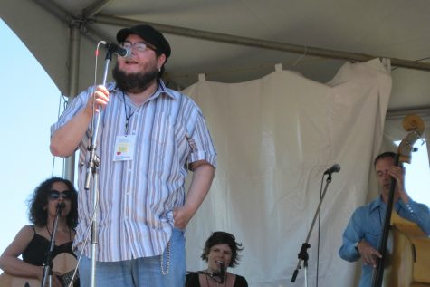How Shane Koyczan is Expanding Slam Poetry