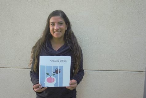 Junior Publishes Book on the Growth Mindset