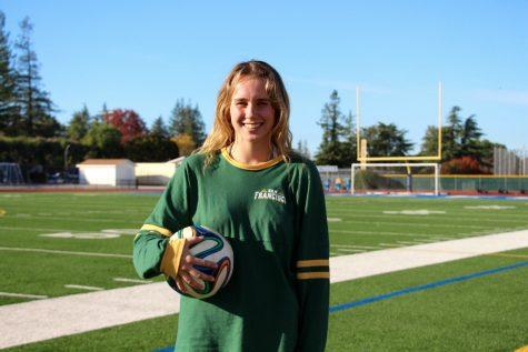 Despite Injuries, Emily Pye is Still Kicking
