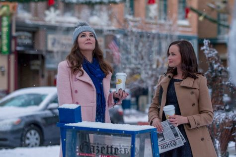 "Impressions of the ""Gilmore Girls"" sequel"