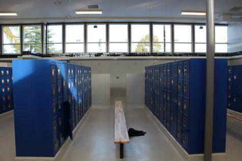 Locker Room Renovations Completed